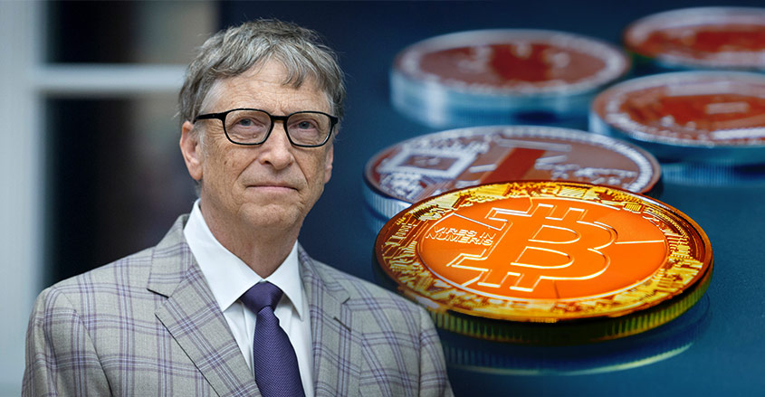 Bill Gates Warns Cryptocurrencies 'Directly Killing People'