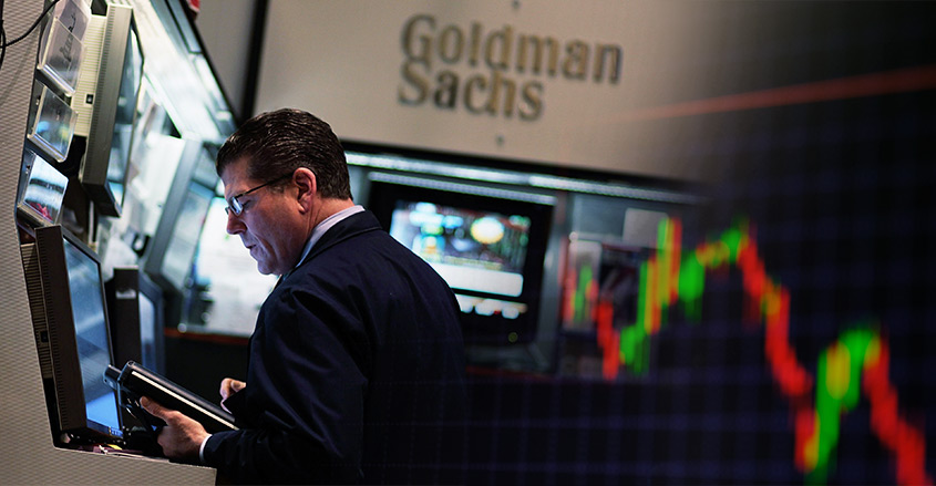 The Goldman Sachs Group, Inc. - GS - Stock Price Today