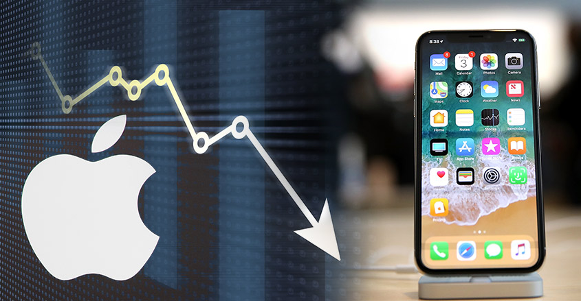 Apple sees profits soar as iPhone X sales defy expectations