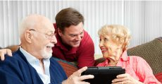 how to protect elderly parents from scams